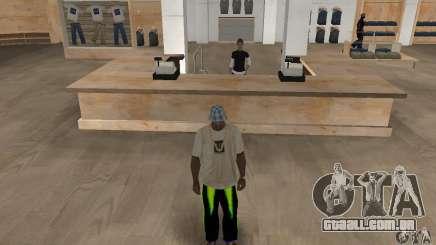 Calças para GTA San Andreas