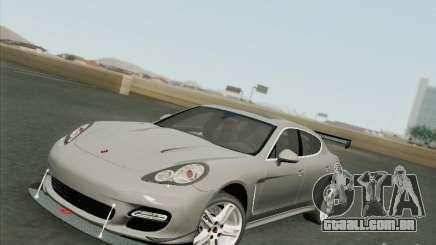 Porsche Panamera Turbo 2010 para GTA San Andreas