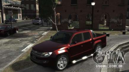 Volkswagen Amarok TDI 2011 para GTA 4