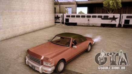 HD Idaho para GTA San Andreas