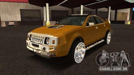 Hummer H0 para GTA San Andreas