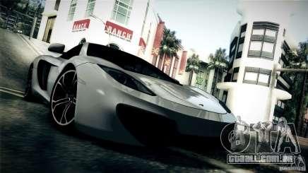 McLaren MP4-12C 2012 para GTA San Andreas