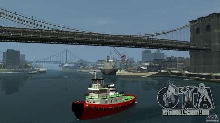 TUG Texture and Handling para GTA 4