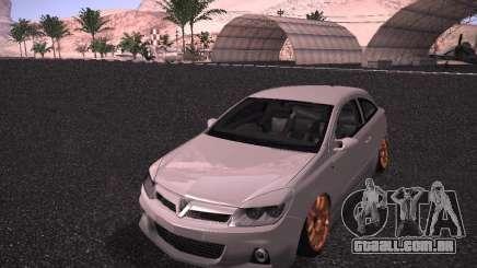 Vauxhall Astra VXR Tuned para GTA San Andreas