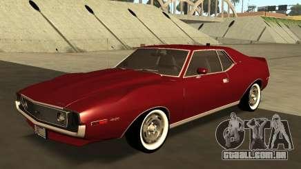 AMC AMX Stock para GTA San Andreas