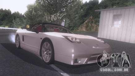 Honda NSX Japan Drift para GTA San Andreas