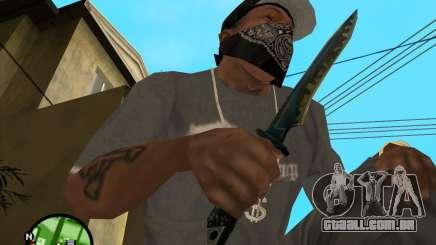 Faca do Counter-strike para GTA San Andreas
