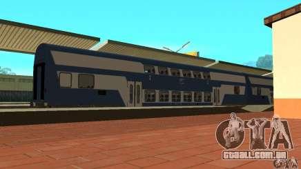 Vagon CFR classe Beem 26-16 para GTA San Andreas