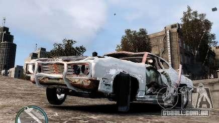 Flatout Shaker IV para GTA 4