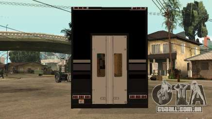 Custom Kenworth w900 - Custom - Trailer para GTA San Andreas