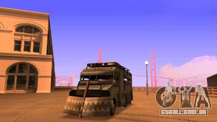 Monster Van para GTA San Andreas