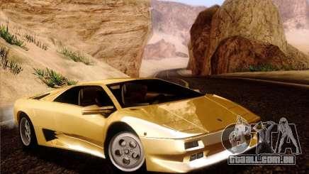 Lamborghini Diablo VT 1995 V3.0 para GTA San Andreas