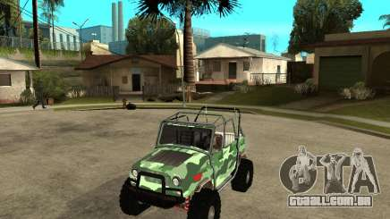 UAZ 469 HUNTER para GTA San Andreas