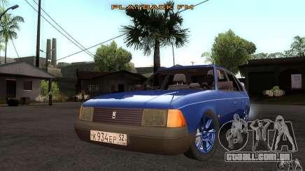 2141 AZLK pessoas edição para GTA San Andreas