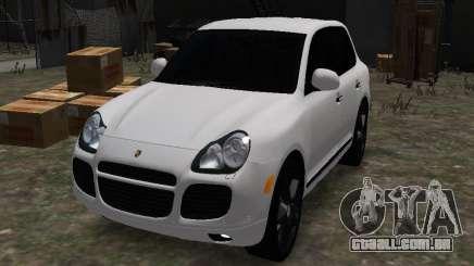 Porsche Cayenne Turbo 2003 v.2.0 para GTA 4