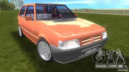 Fiat Uno para GTA Vice City