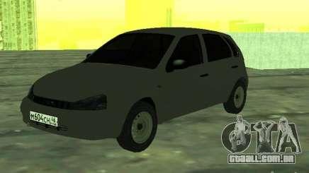LADA 1119 Hatchback Kalina para GTA San Andreas