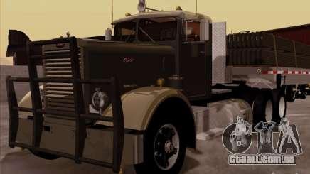 Peterbilt 351 para GTA San Andreas