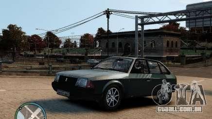 AZLK Moskvich 2141 para GTA 4
