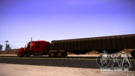 Dumper Trailer para GTA San Andreas
