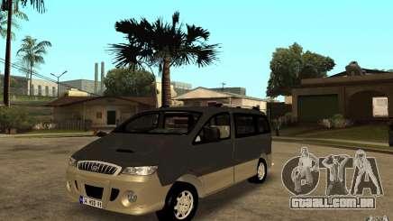 Hyundai Starex para GTA San Andreas