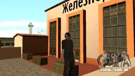 HD Skins pessoal para GTA San Andreas