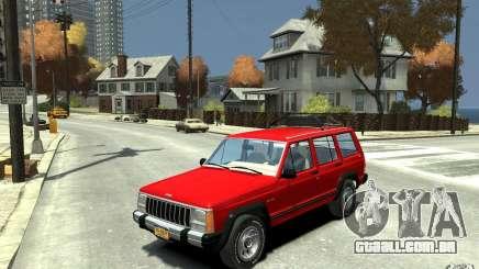 Jeep Cherokee 1984 para GTA 4