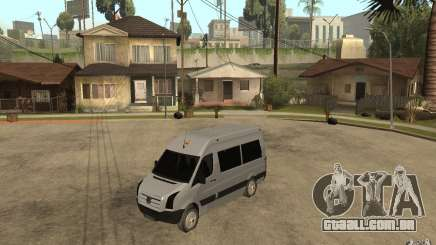 Volkswagen Crafter school bus para GTA San Andreas