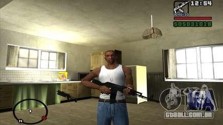 O AK-74 m para GTA San Andreas
