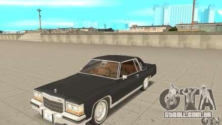 Cadillac Coupe DeVille 1985 para GTA San Andreas