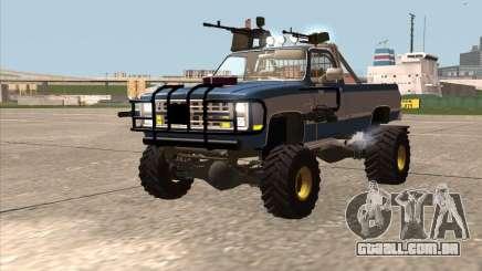 Chevrolet Hunter para GTA San Andreas