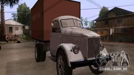 GAZ 51 pão para GTA San Andreas