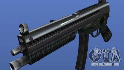 Heckler & Koch MP5 para GTA 4