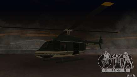 GTA IV Maverick para GTA San Andreas