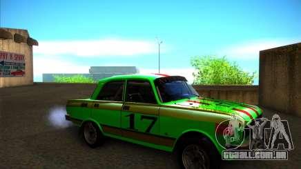 Rali de 2140SL AZLK para GTA San Andreas