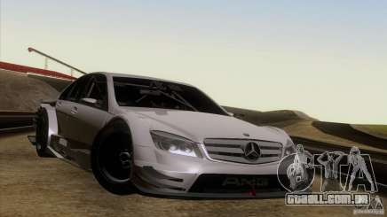 Mercedes Benz C-Class Touring 2008 para GTA San Andreas