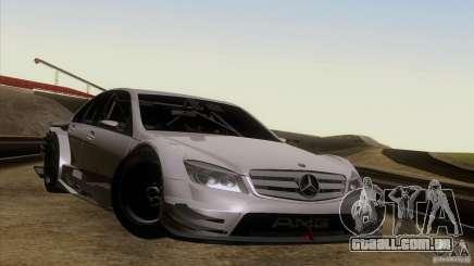 Mercedes Benz C-Class Touring 2008 para GTA San Andreas