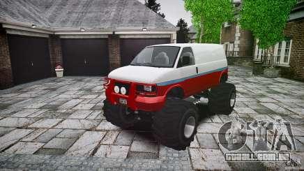 MEGA Speedo v0.9 para GTA 4