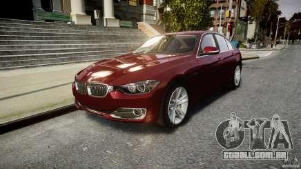 BMW 335i 2013 v1.0 para GTA 4