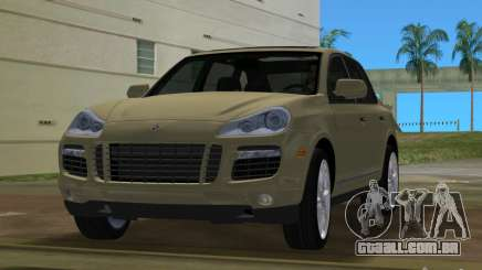 Porsche Cayenne Turbo S para GTA Vice City