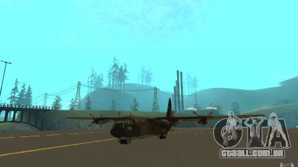 C-130 From Black Ops para GTA San Andreas