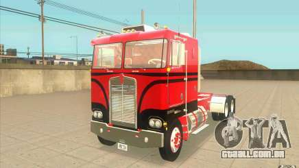 Kenworth K100 Extended Wheel Base para GTA San Andreas