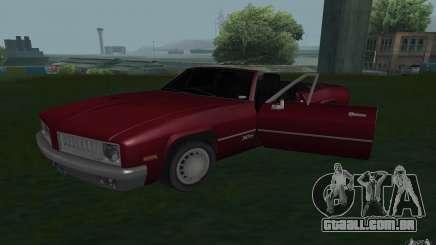 HD garanhão do GTA3 para GTA San Andreas