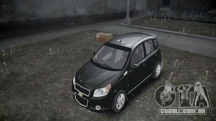 Chevrolet Aveo LT 2009 para GTA 4