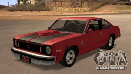 Chevrolet Nova Chucky para GTA San Andreas