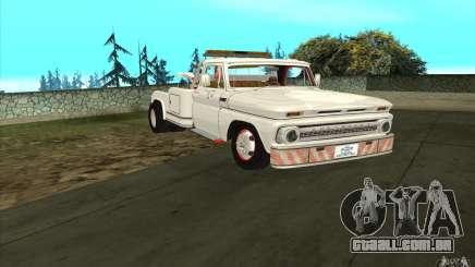 Chevrolet guincho para GTA San Andreas