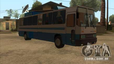 IKARUS 255 Tv para GTA San Andreas