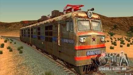 VL80k-699 para GTA San Andreas