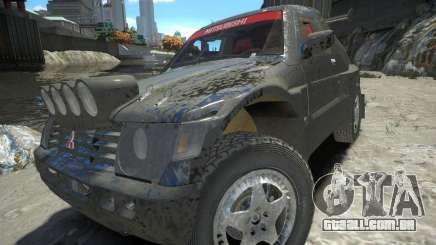 Mitsubishi Pajero Proto Dakar EK86 para GTA 4