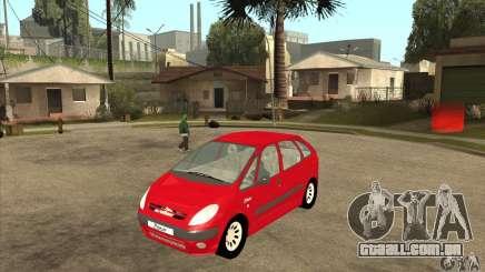 Citroen Xsara Picasso para GTA San Andreas